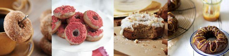 coconut flour recipes donuts