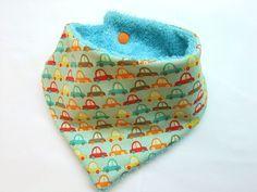 Wendehalstuch für Babys - kostenloser schnitt