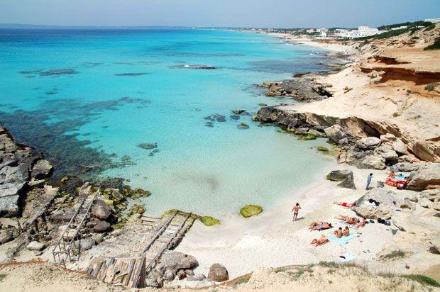 Spain, Baleares, Formentera, Cala des Mort  (© Jorge Martínez)
