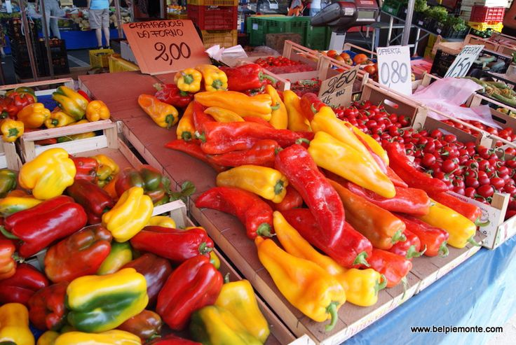 Tasty, colorful, local...