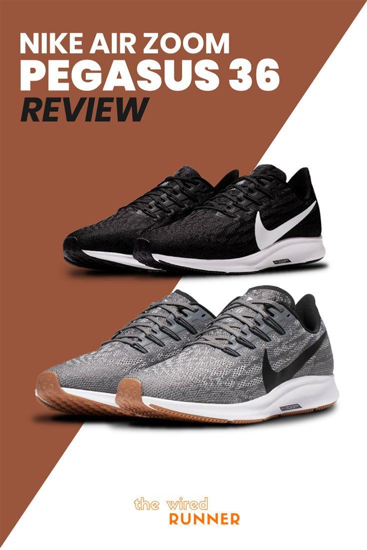 Incomparable sí mismo Leopardo  Nike Air Zoom Pegasus 36 Shoe Review   Nike air zoom pegasus, Nike ...