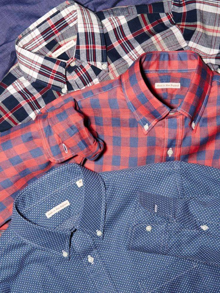 New-England-Shirt-Company-Shirts