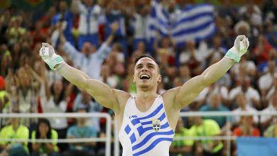 ΕΛΛΗΝΙΚΗ ΔΡΑΣΗ: ΑΘΛΗΤΙΚΑ Χρυσός Ολυμπιονίκης ο Λευτέρης Πετρούνιας...
