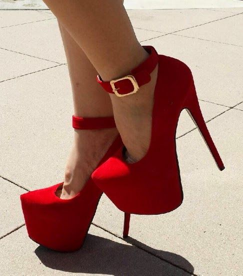 Sexy Shoes: Sexy Red Shoes