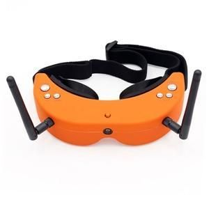 Skyzone SKY01S Upgraded 5.8G FPV Goggles Auto Search Video Headset