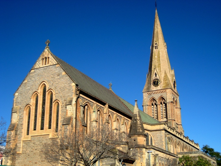 Grahamstown - Cathedral