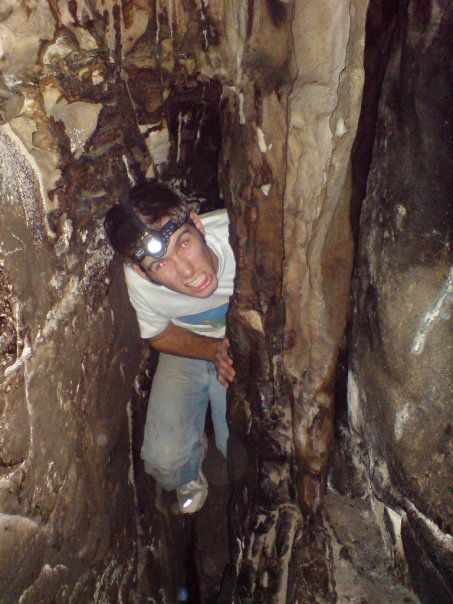 Kalk bay caves