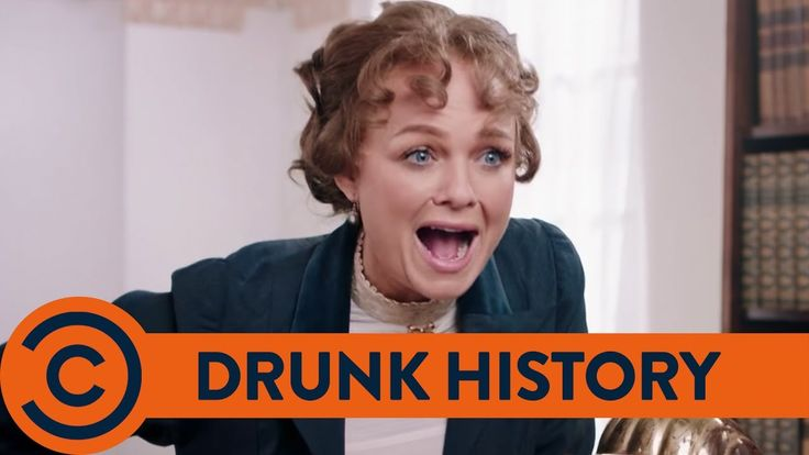 Emma Bunton and Peter Rabbit - Drunk History | Comedy Central