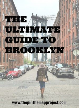 Your Guide to the Perfect Day in Brooklyn