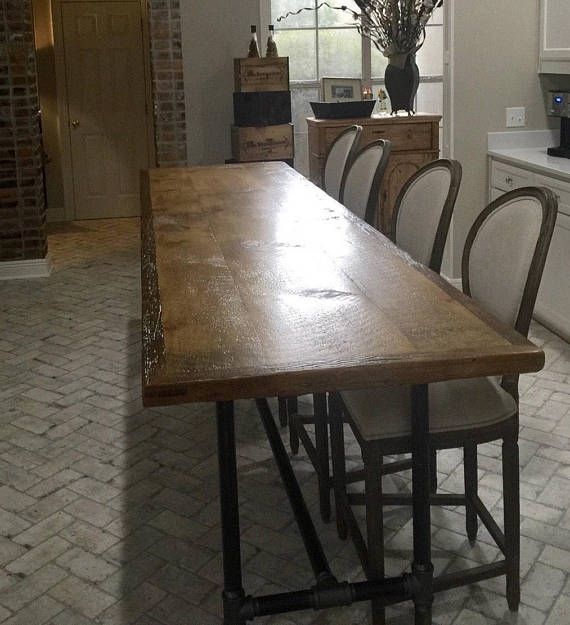 All Reclaimed Wood Table Are Custom Made To Order This Listing Is