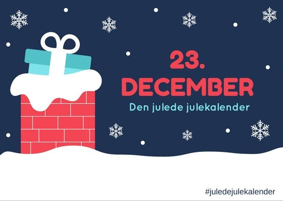 23. december: De bedste julefilm