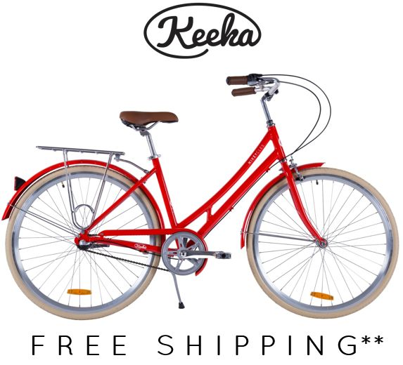 Brand spanking new #NIXEYCLES Keeka has arrived! RRP AU$429, Our Price AU$315.   ***CHEAPEST BICYCLE WITH ALLOY FRAME + SHIMANO 3 SPEED NEXUS IN AUSTRALIA***   FREE DELIVERY to most parts of #Australia. Surcharge may apply for some regional/remote areas.   #NewYearResolutions #Bicycles #Velo #Cruiser #Lifestyle #Fitness #PedalPower #Sydney #Melbourne #Brisbane #Perth #Darwin #Hobart #Adelaide #Canberra