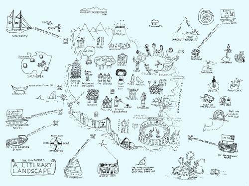 Cartographic illustration essay