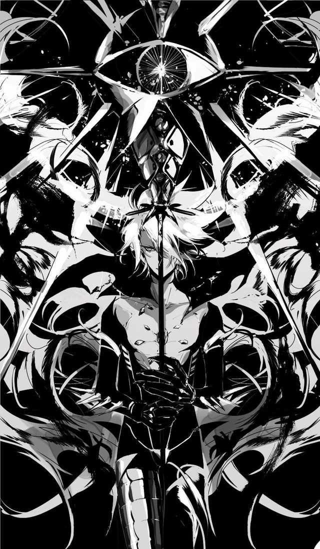 Muramasa Meets Mhxx Fate Fate Stay Night Series Fate Servants
