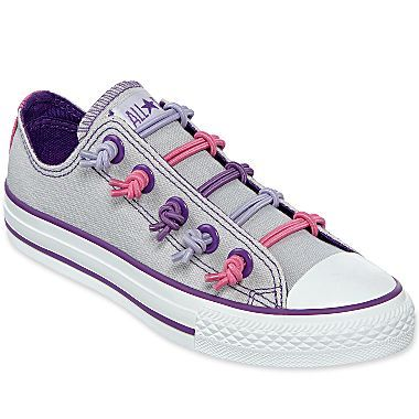 Converse Shoes For Girls | Converse Bungee Knot Girls Shoes - $95.00 : Andover Modern, Free ...