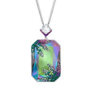 Beautiful floral crystal jewellery by Swarovski