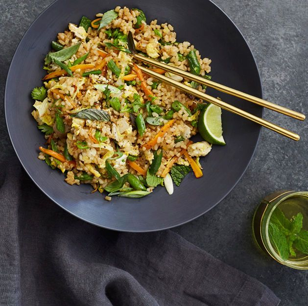 Kitchen Sink Thai Fried Rice