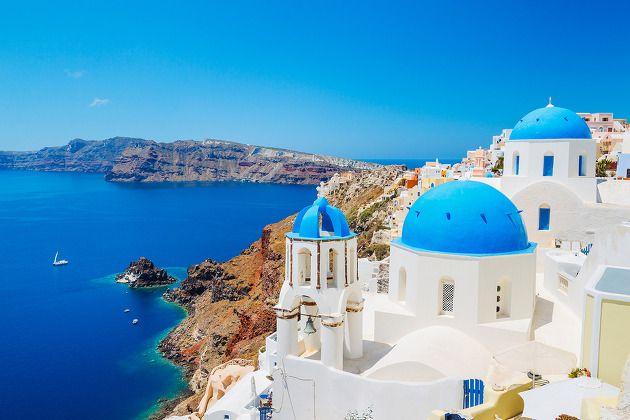 낭만과 아름다움이 있는 그리스 산토리니 여행 정보!