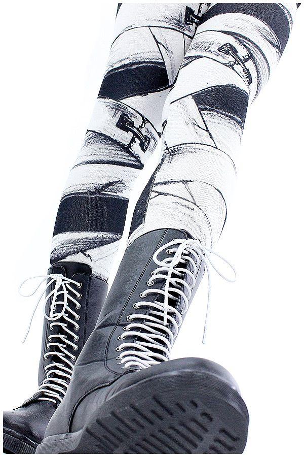 【楽天市場】ankoROCK アンコロック レギンス メンズ レギンス レディース レギンス ユニセックス ニットレギンス 10分丈 タイツ レギンス レギパン プリント 柄:ankoROCK