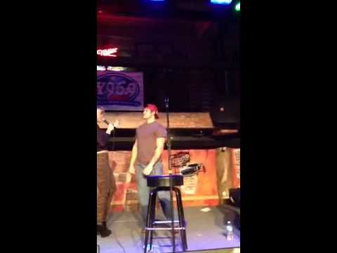 "Lauren Alaina sings ""One of Those Boys"" at  Cowboys in Colorado Springs, CO.(November 29, 2012)"