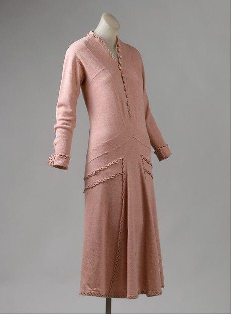 1924 Dress Coco Chanel