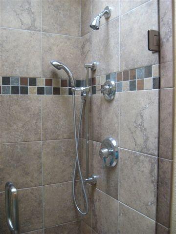 hardware for shower