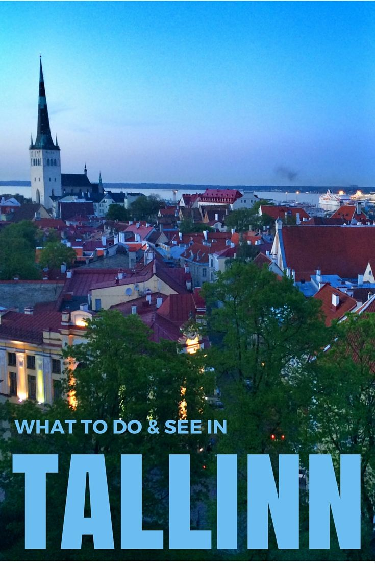 What To Do & See in Tallinn, Estonia.  Click the pin to see read the post from www.flirtingwiththeglobe.com #Tallinn #Estonia