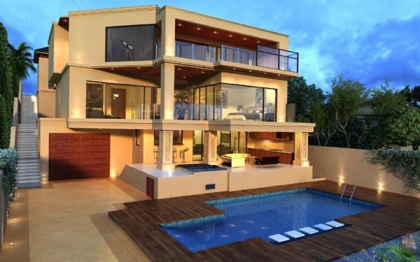 Zorzi builders home designs visit for Loft home designs perth