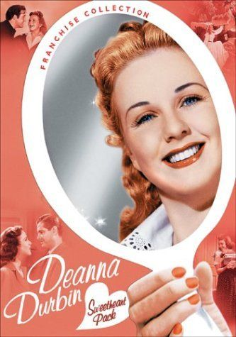 Deanna Durbin Sweetheart Pack (Three Smart Girls / Something In the Wind / First Love / It Started with Eve / Can't Help Singing / Lady on a Train) DVD ~ Deanna Durbin, http://www.amazon.com/dp/B00023P4OC/ref=cm_sw_r_pi_dp_6tqnqb1DYV7KH