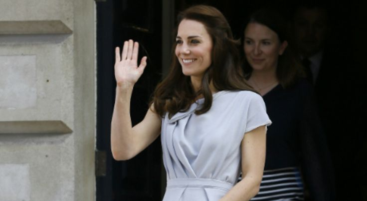 Steel de stijl van hertogin Kate Middleton