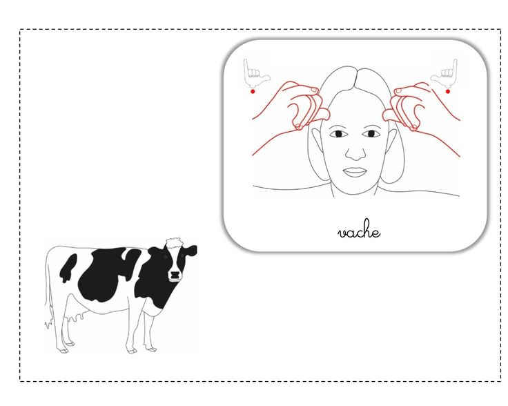 vache LSF illustration