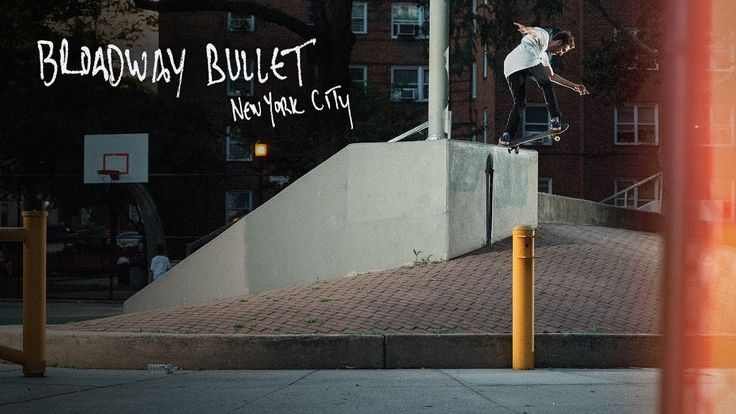 adidas Skateboarding takes on the streets of New York City - a metropolis that helped shape the golden era of skateboarding. Channeling the raw energy and gr...