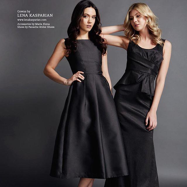 The little black dress a must have! #lenakasparian