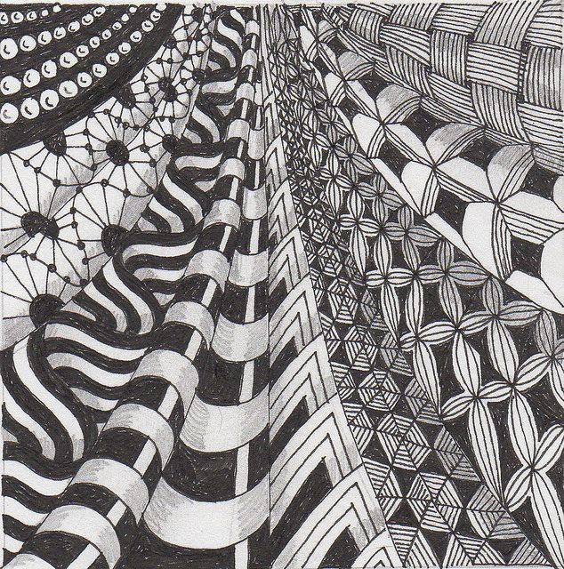 Tangle dreams - More doodle ideas - Zentangle - doodle - doodling - zentangle patterns. zentangle inspired - #zentangle #doodling #zentanglepatterns