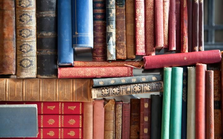 Article | 100 novels everyone should read | The Telegraph | The best novels of all time, from Tolkien to Proust and Middlemarch