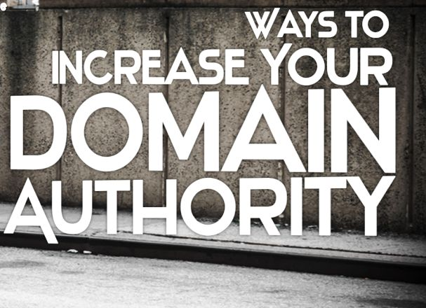 Want to get top on the search engines? Improve your Domain Authority for your #website. Know the steps to improve #DomainAuthority http://goo.gl/ZtiY8T