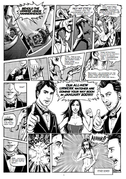 UR-Revolt Episod #2 p.7 September 2009 Revolution  USA N°9