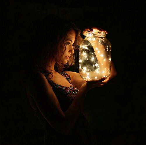 ... Memories, Night Lights, In A Jars, Lightning Bugs, Mason Jars