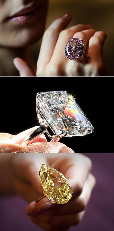 15 самых дорогих бриллиантов | Занимательный журнал