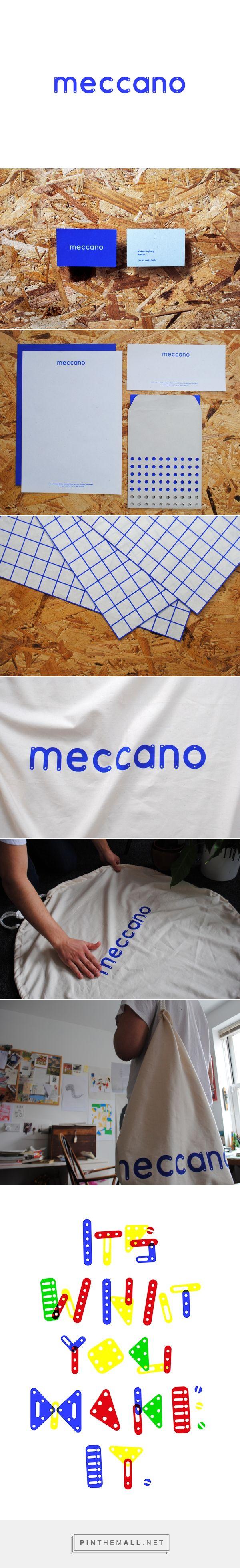 Meccano - Visual Identity
