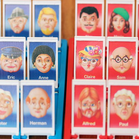 There's now a crazy version of Guess Who? called Guess Who? Electronic Extra that looks mighty complicated. (They still make a version closer to the original but the faces on that one are changed.) | Here's What 23 Of Your Childhood Toys Look Like Now