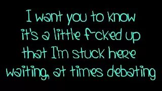 Where'd You Go?-Fort Minor and Holly Brook (Lyrics) - YouTube