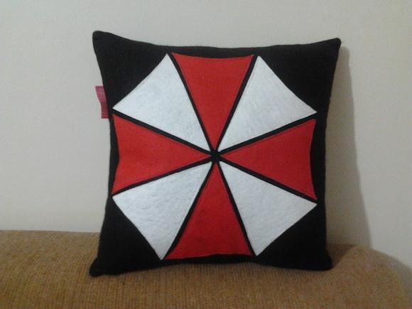 Almofada Umbrella - Resident Evil