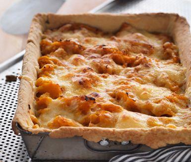 Pumpapaj (Pumpkin pie)