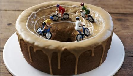 best cake for cycling...honest ;-)