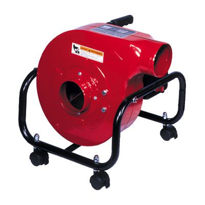1.5HP DC3 Portable Dust Collector Motor Blower (no bag or hose)