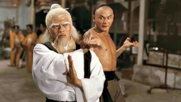 Old school kung fu movies