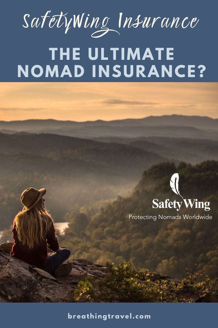 Safetywing Insurance The Ultimate Nomad Insurance In 2020