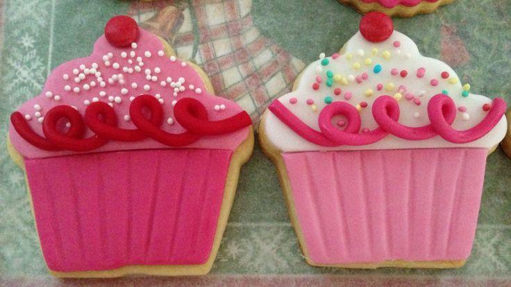 Cookies cupcake 2
