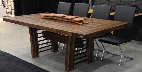 Stephane Dion table